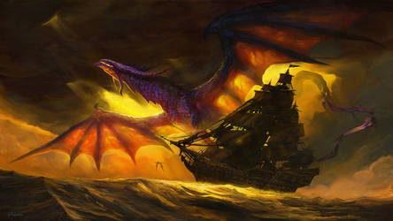 +Dragon Sea+