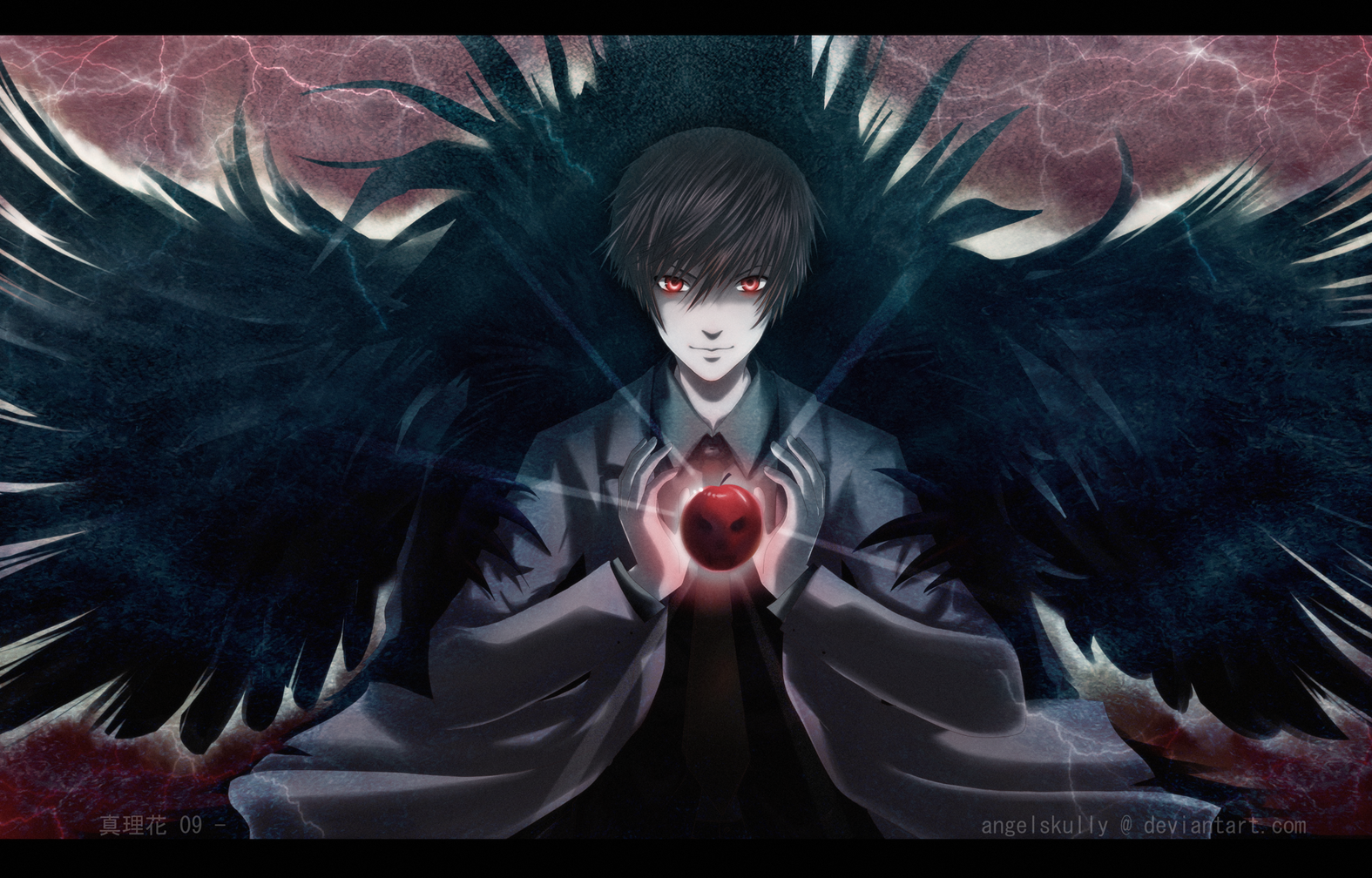 Death Note:: Playing God by kuro-mai on DeviantArt