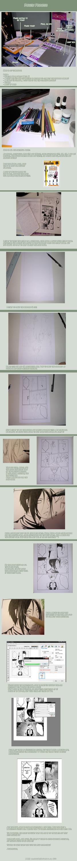 Doujin Process by kuro-mai