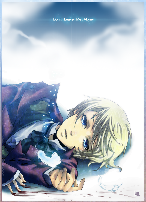Kuroshitsuji : Alois by kuro-mai