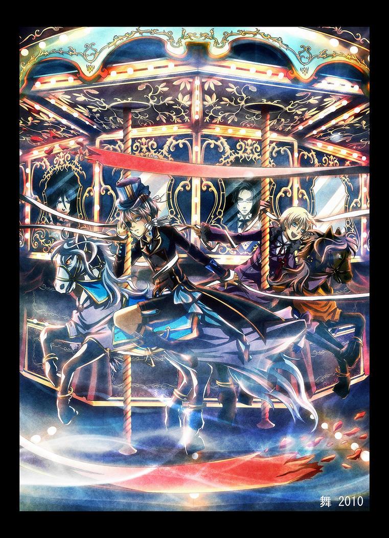Kuroshitsuji : haunted dreams by kuro-mai