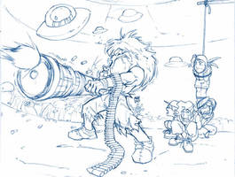 Metal Slug Rescue Mission by Mundokk