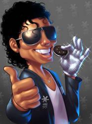 80's Michael Jackson