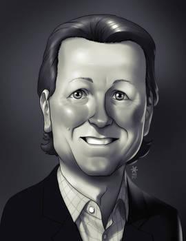 Man Caricature