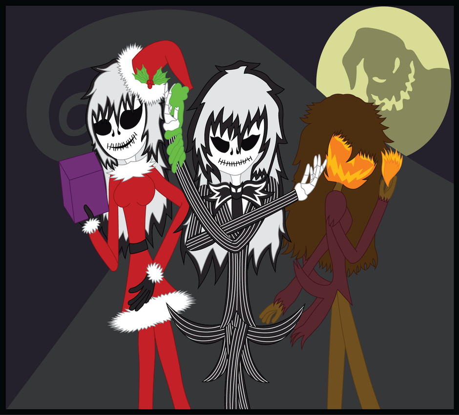 Nightmare Before Christmas N.G. The Pumpkin Queen by sonichannah on ...