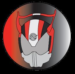 Contest for YaFArts ~ Kamen Rider Logo by sonichannah