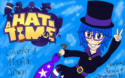 A Hat in Time Gameplay Chapter 1