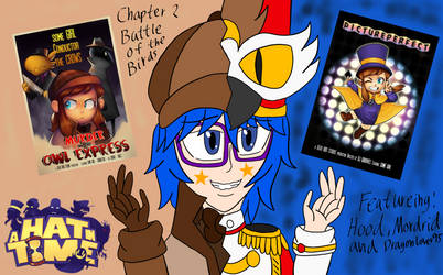 A Hat in Time Gameplay Chapter 2 Part 1