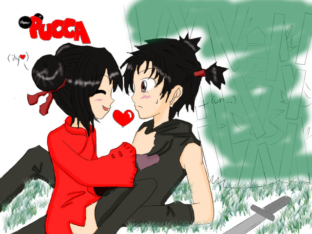 Pucca + Garu, The Inseparable2 by spacecake-0 on DeviantArt