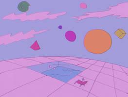 Summer pool yo by creating-creator