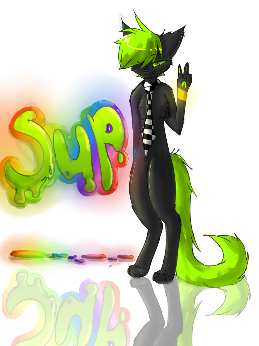 .:Sup?:. by xXWildTailXx