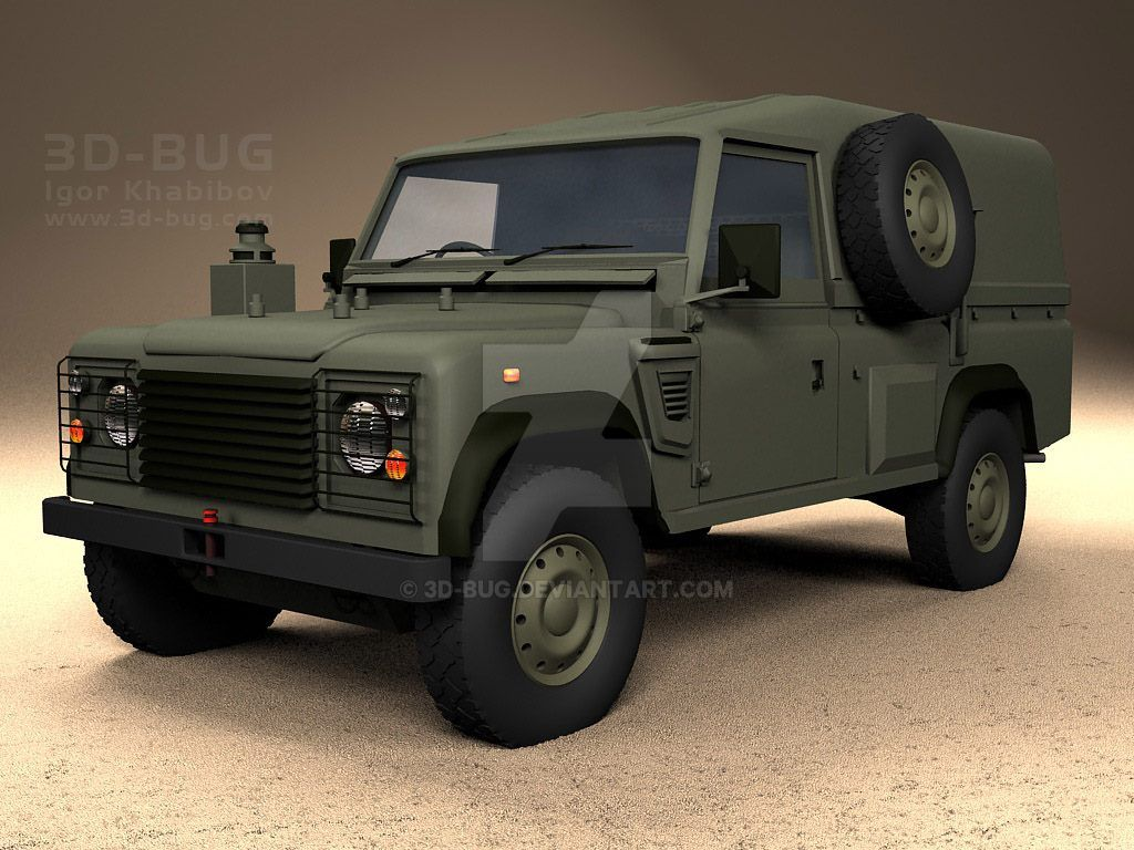 Defender by 3D-BUG