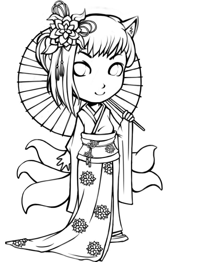 Girly coloring sheets for Girly coloring pages