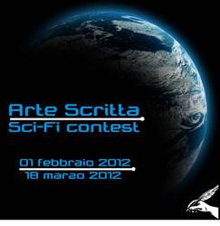 ArteScritta Sci-Fi Contest by ChristianRagazzoni
