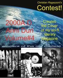 2000AnniDuri Cover Contest#4 by ChristianRagazzoni