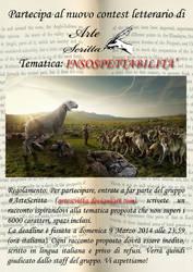 ArteScritta: Locandina Contest Insospettabilita' by ChristianRagazzoni
