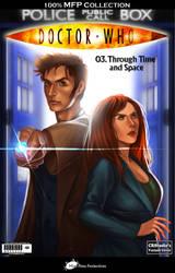 CRStudio's VariantCover: Doctor Who#3 by ChristianRagazzoni
