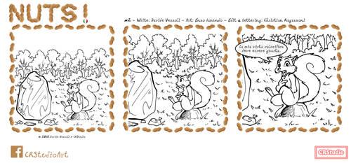 CRStudio's Nuts#0002 by ChristianRagazzoni
