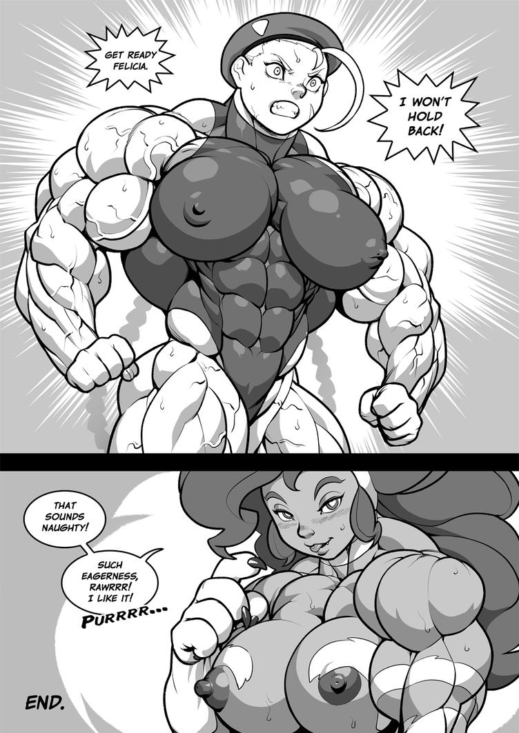Cammy's Ultimate Tech - 08 by too22202