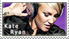 Kate Ryan Stamp by AquaKitty89
