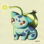 Pokedex 001 - Bulbasaur