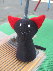 Eco-friendly, Demon Kitty by mypetmoon