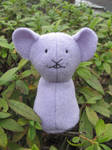 Eco-friendly, Purple Mouse by mypetmoon