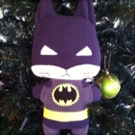 Batcat classic by mypetmoon