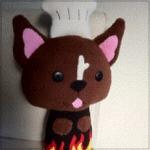 Tokyo Bulldog BBQ by mypetmoon