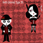 Goth Type 20: The Cabaret Goth
