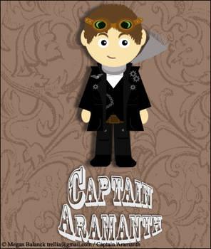 Winner - Captain Aramanth