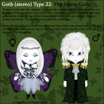 Goth Type 22: The Faerie Goth