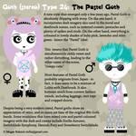 Goth Type 24: The Pastel Goth