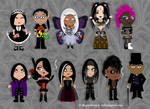 Goth [stereo] Types - Natural Skin Tones