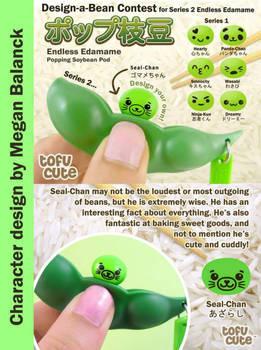 Seal Chan (Winning design for Tofu Cute)