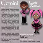 Goth Zodiac: Gemini