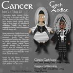 Goth Zodiac: Cancer