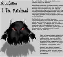 MusiCritters - The Metalhead