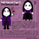 Goth Type 2: The Romantic Goth