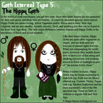 Goth Type 5: The Hippy Goth