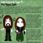 Goth Type 5: The Hippy Goth