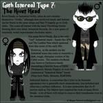 Goth Type 7: The Rivet Head