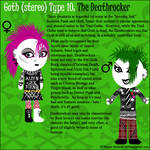 Goth Type 10 - The Deathrocker