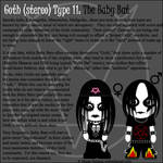 Goth Type 11: The Baby Bat