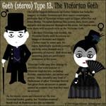 Goth Type 13: Victorian Goth