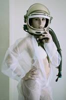 Spacegirl 006 by Nightvenjer