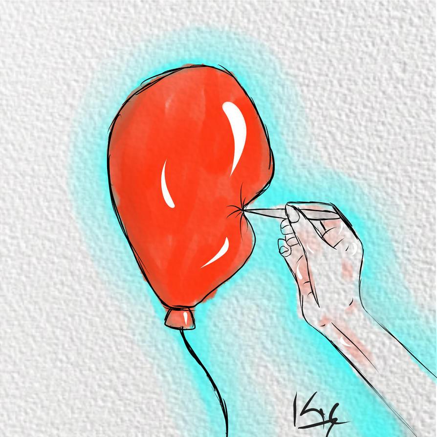 Balloonegirl#6 by LonelyHeartApplaud