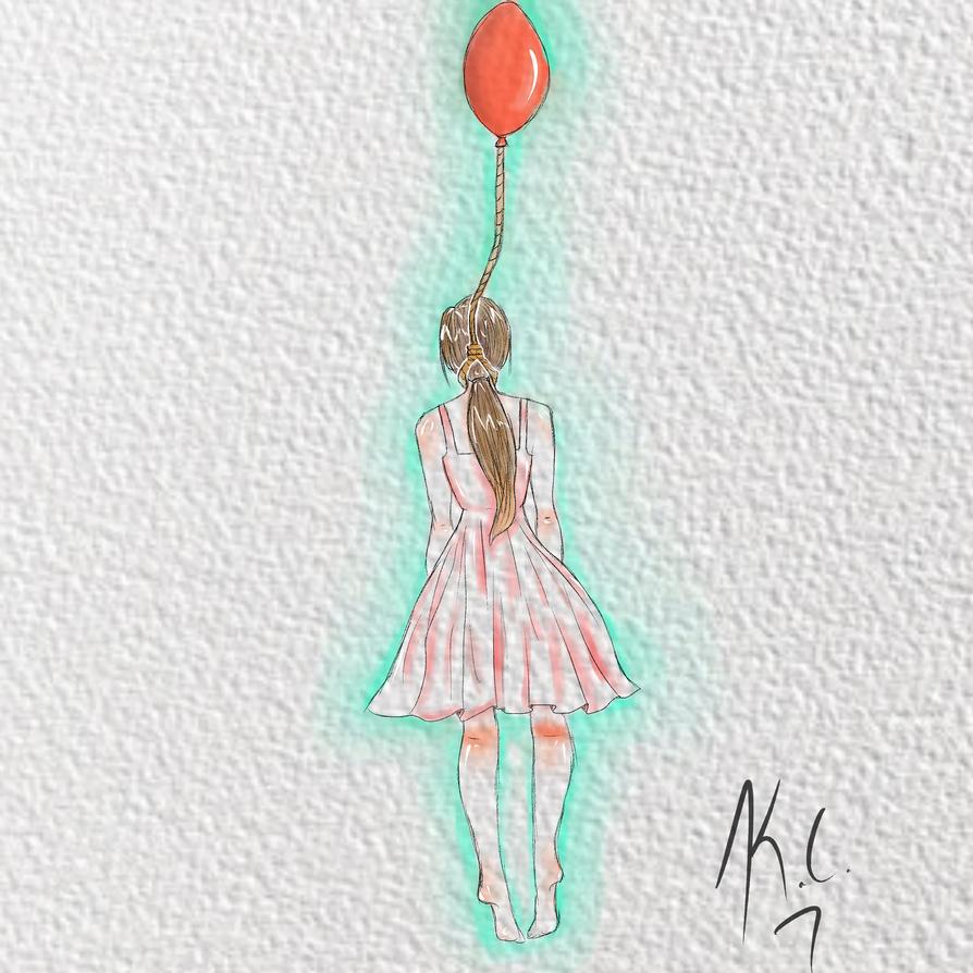 Ballon Girl#7 (lastofseries) by LonelyHeartApplaud