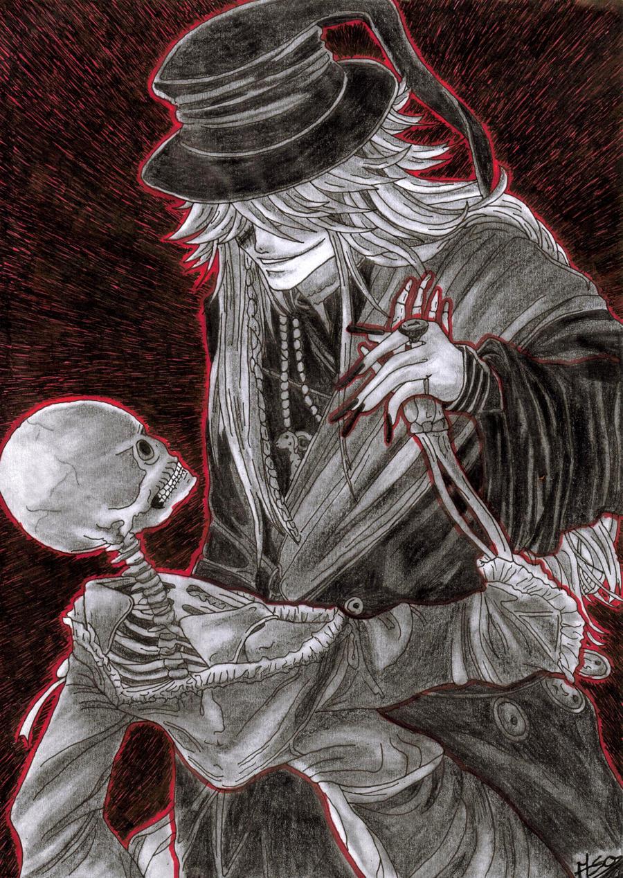 Black Butler Undertaker By Idark25