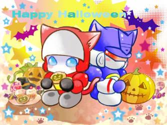 Happy halloween Transformews by sishamon10